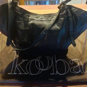 Kooba Bags - Black Original Kooba Tote